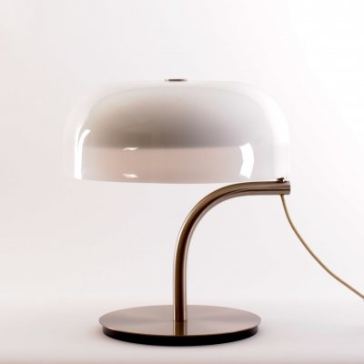 Adjustable table lamp by Gaetano Sciolari for Valenti Luce, 1972