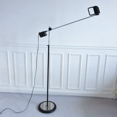 Maniglia floor lamp by Jonathan De Pas & Paolo Lomazzi for Stilnovo, 1970s