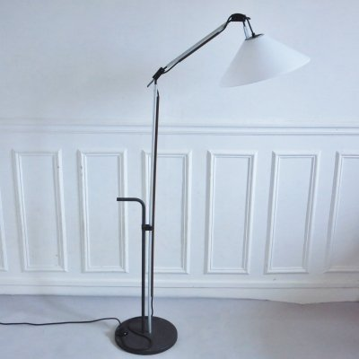 Aggregato floor lamp by Enzo Mari & Giancarlo Fassina for Artemide, 1970s