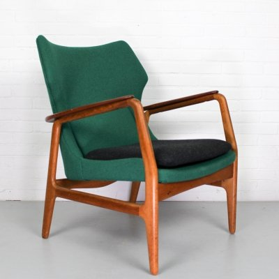 Mid Century Lounge Chair by Aksel Bender Madsen for Bovenkamp, 1960s
