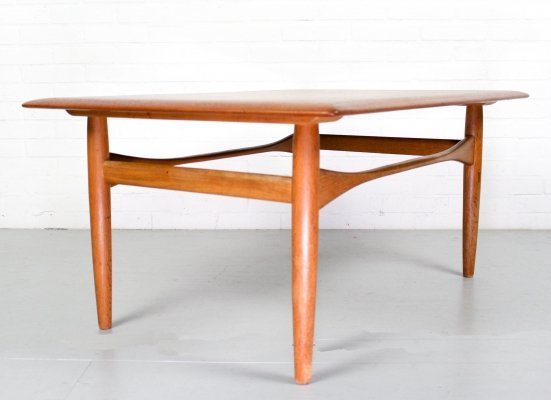 Mid Century Coffee Table by Aksel Bender Madsen for Bovenkamp, 1960s