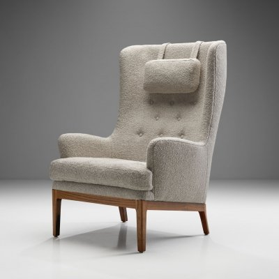 'Krister' Armchair by Arne Norell for AB Arne Norell Aneby, Sweden 1960s