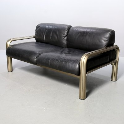 2-Seater-Sofa by Gae Aulenti for Knoll, 1980s