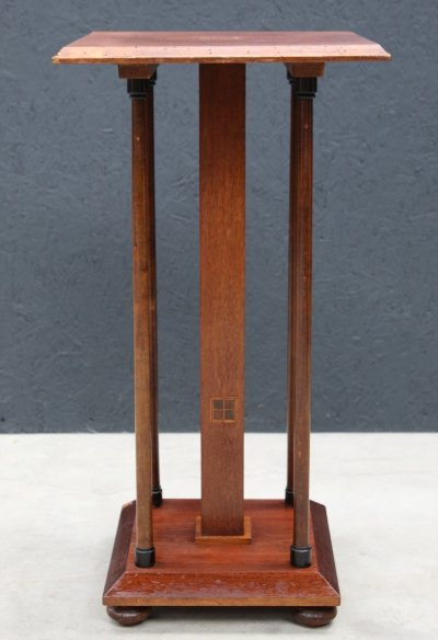 Art deco plant stand, 1930s