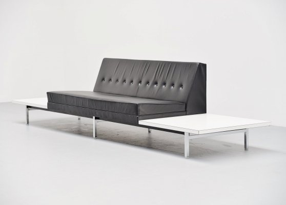 George Nelson modular sofa & tables by Herman Miller, 1963