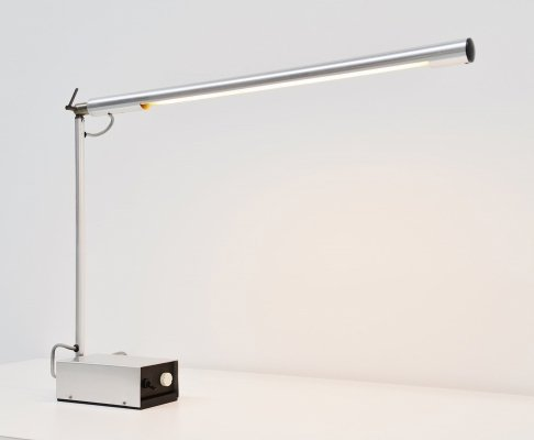 Cantilever MKll desk lamp by Gerald Abramovitz, UK 1961