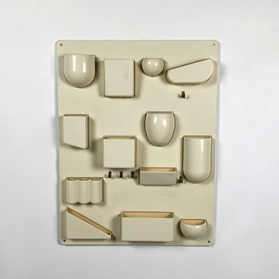 Uten.Silo Wall Storage System by Dorothee Becker for Design M, 1970s