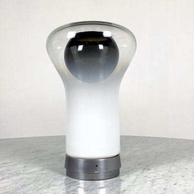 'Saffo' Table Lamp by Angelo Mangiarotti for Artemide, 1970