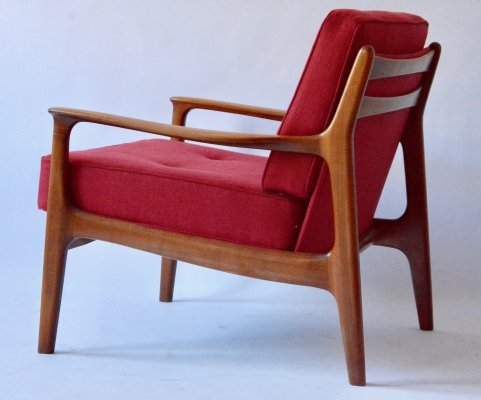 Organic Easy Chair by Eugen Schmidt for Soloform, 1960s