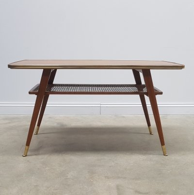 Mid Century Coffee Table / Side Table from Opal Kleinmöbel, 1960's