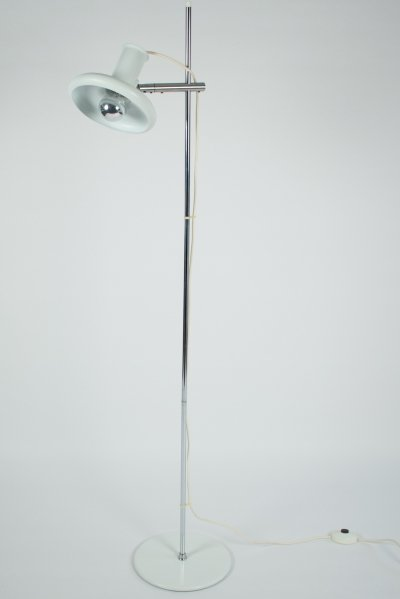Danish design 'Optima' floor lamp by Hans Due for Fog & Morup, 70's