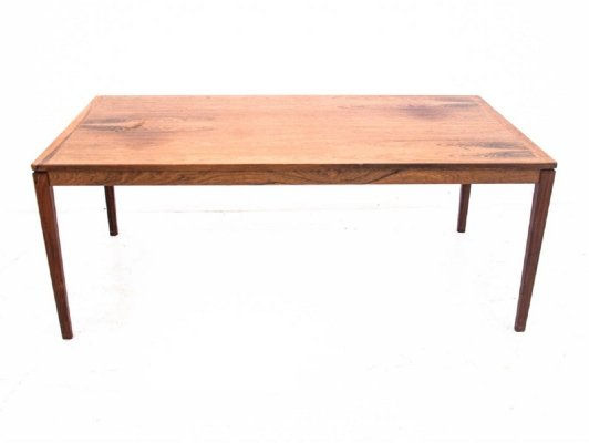 Teak coffee table, Danish design 1960s