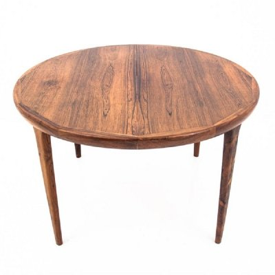 Rosewood Dining Table, Danish Design 1960s