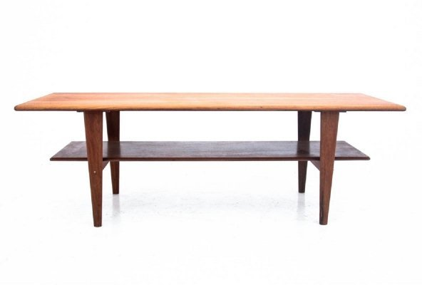 Teak coffee table, Denmark 1960s