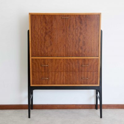 Writing desk K4 by Alfred Hendrickx for Belform, 1950s
