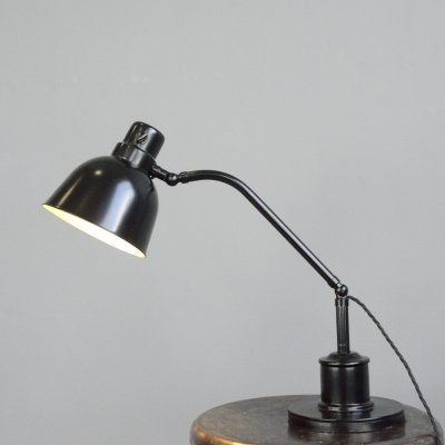 German Desk Lamp, Circa 1930s
