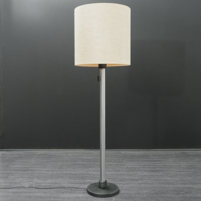 Large 1970s floor lamp by Swisslamps