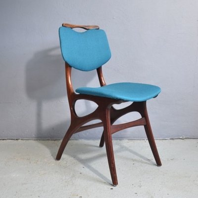 Teak Pynock chair, 1960's