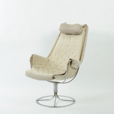 Vintage Jetson chair by Bruno Mathsson for Dux, 1960s