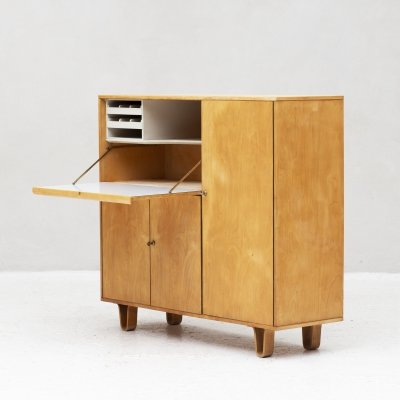 CB01 Secretary cabinet by Cees Braakman for Pastoe, Holland 1960