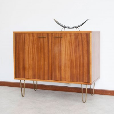 Rare small cabinet by Alfred Hendrickx for Belform, 1950s