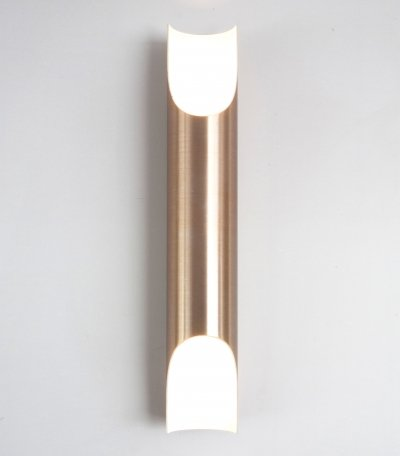 Bronze Fuga Wall Lamp by Maija Liisa Komulainen for Raak, 1960s