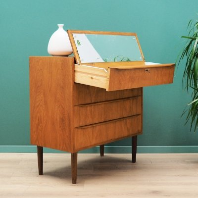 Danish design Chest of drawers in teak, 1960s