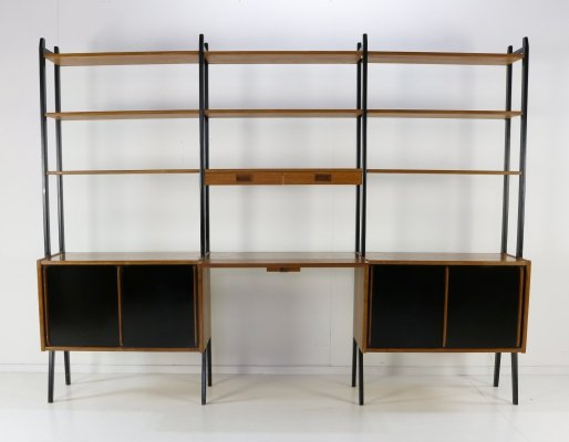 Wall unit by Sven Engström & Gunnar Myrstrand for Skaraborgs Möbelindustri, 1960s