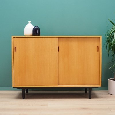 Danish design Cabinet in ash, 1960's