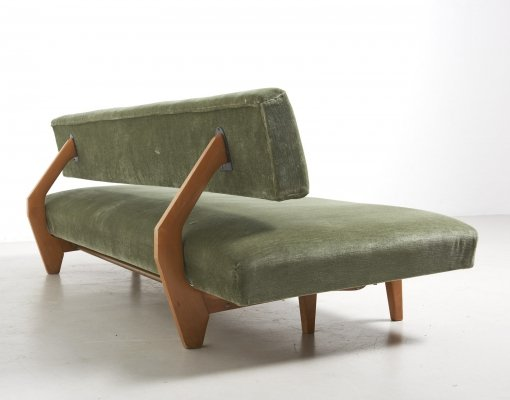 Daybed Model FH 10 by Franz Hohn for Honeta, Germany 1950's
