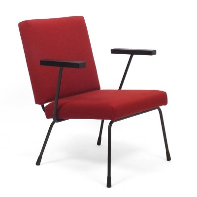 Model 1401 lounge chair by Wim Rietveld & André Cordemeyer for Gispen, 1950s