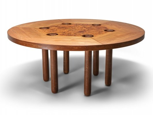 Marzio Cecchi One of a Kind Dining Table, 1990's