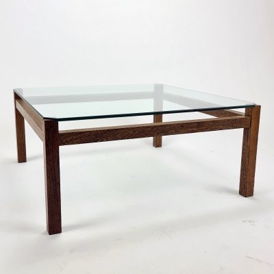 Kho Liang Ie Coffee table Liesbosch TZ41/TZ81 for 't Spectrum, 1950s