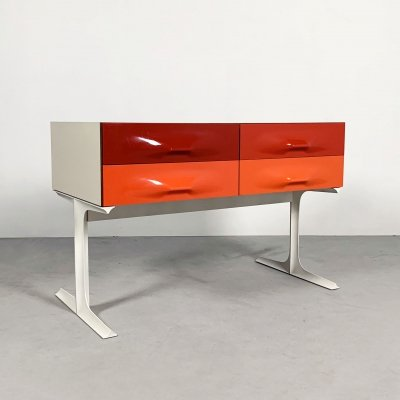 DF 2000 Chest of Drawers by Raymond Loewy for Doubinsky Frères, 1960s