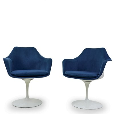 Pair of Arm Chairs by Eero Saarinen for Knoll, 1960s