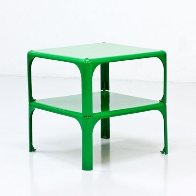 Pair of Stackable Side Tables by Vico Magistretti for Artemide