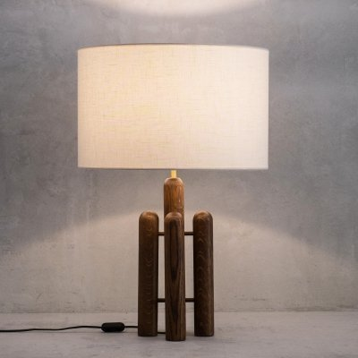 Swiss table lamp type 5590 by Temde, 1970s