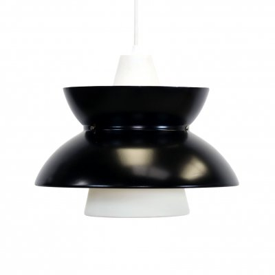 Søværnspendel hanging lamp by Jørn Utzon for Nordisk Solar, 1960s