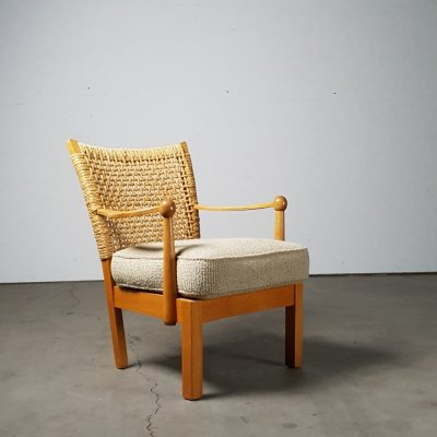 Decorative side chair from the 1960s
