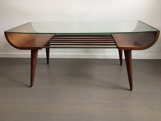 Coffee table by Cor Alons for C. den Boer, 1960s