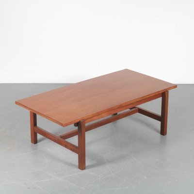 1950s Reversible coffee table by Cees Braakman for Pastoe, Netherlands