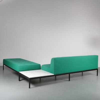 Kho Liang Ie Corner Sofa set model '070' for Artifort, the Netherlands 1960