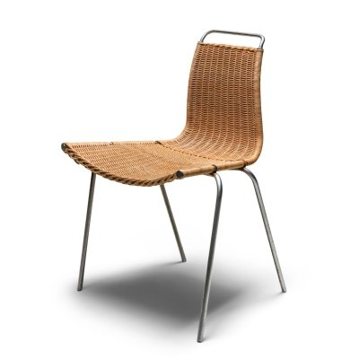 PK1 chair by Poul Kjaerholm, 1950's