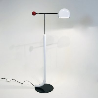 Floor Lamp 'Tomo' by Toshiyuki Kita for Luci, Italy 1985's