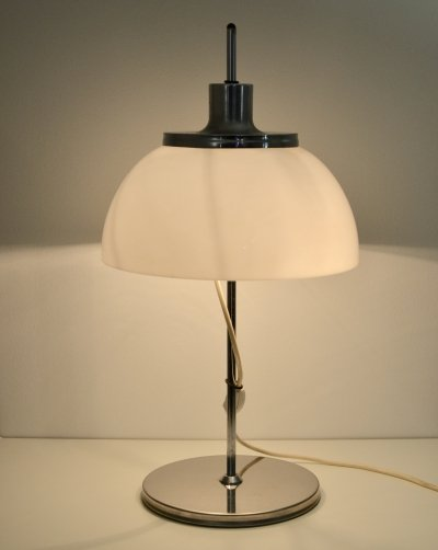 Faro Table Lamp by Harvey Guzzini, 1970s