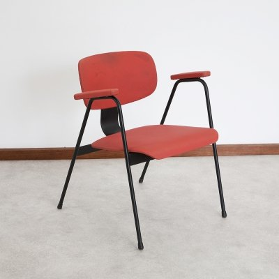 Original F1 relax chair by Willy van der Meeren for Tubax, 1950s