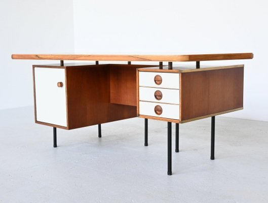 William Watting floating desk by Fristho Franeker, The Netherlands 1960