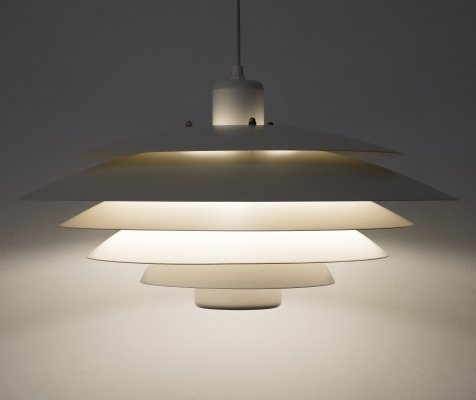 Suspension lamp by Form Light, Denmark 1980s