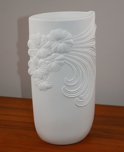West Germany Kaiser porcelain vase, 1960s