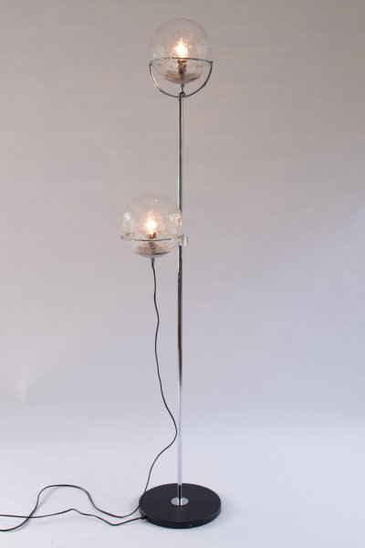 Vintage design floor lamp by the Swiss company Belux Luminaire, 1980s